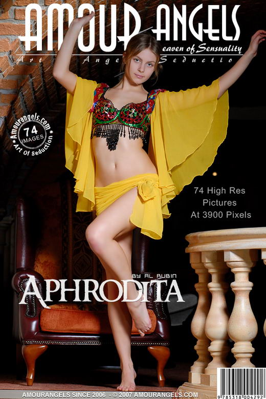 Lera - `Aphrodite` - by Al Rubin for AMOUR ANGELS