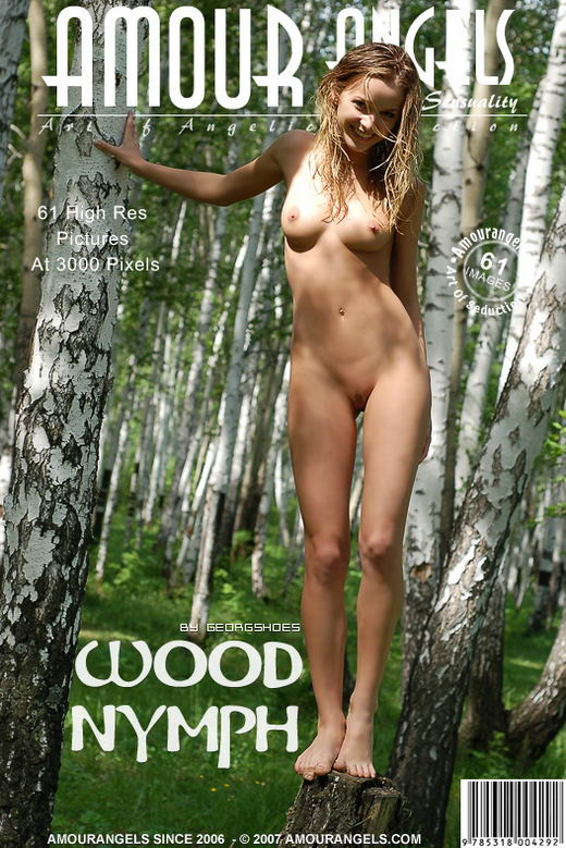 Masha - `Wood Nymph` - by Georg Shoes for AMOUR ANGELS