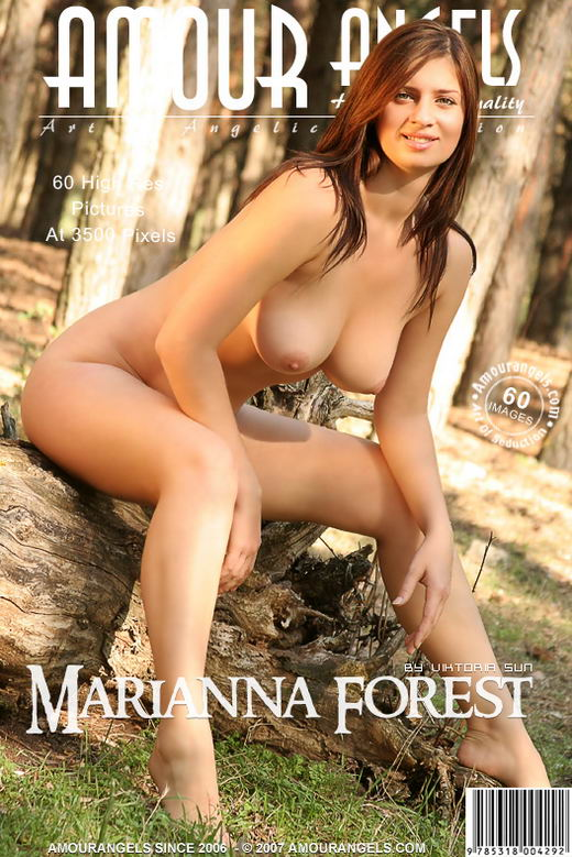 Marianna - `Forest` - by Victoria Sun for AMOUR ANGELS