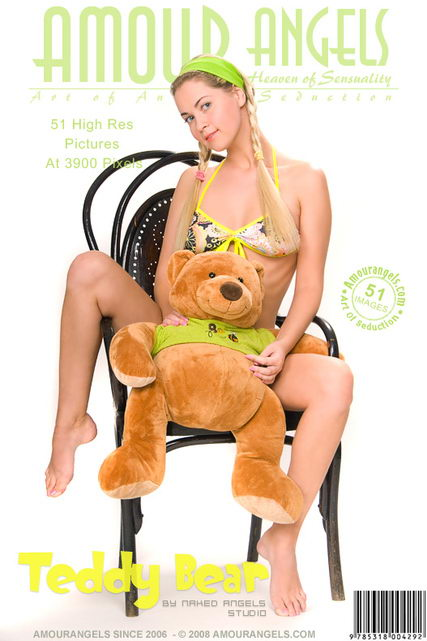 Rimma - `Teddy Bear` - by Naked Angel for AMOUR ANGELS