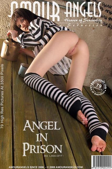 Lusi - `Angel In Prison` - by Leocont for AMOUR ANGELS