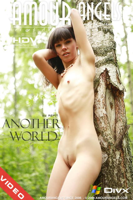 Jessika - `Another World` - by Repin for AMOUR ANGELS