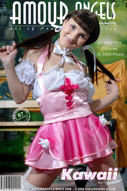 Candy - `Kawaii` - by Nudero for AMOUR ANGELS