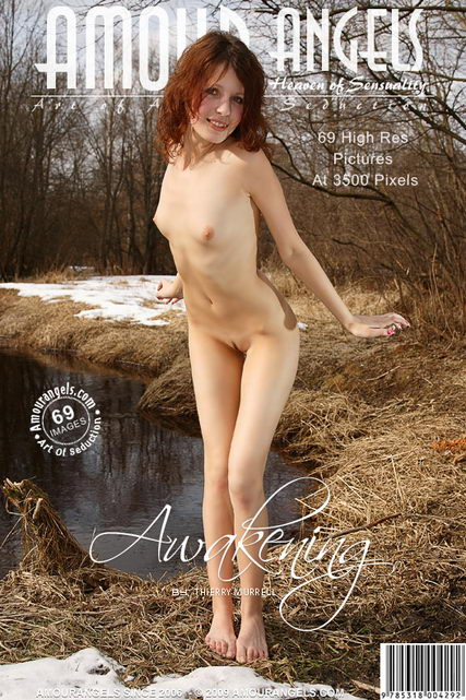 Marina - `Awakening` - for AMOUR ANGELS