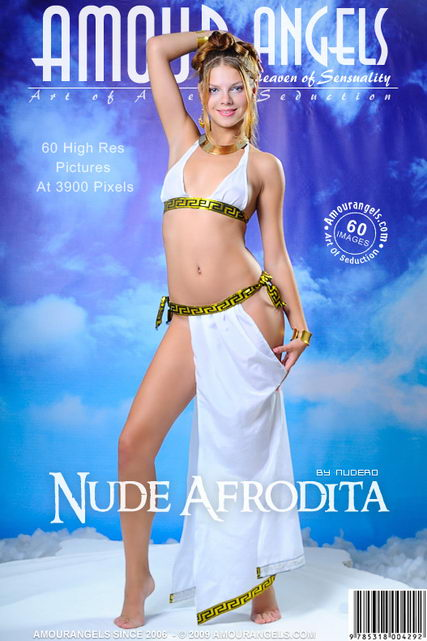 Olivia - `Nude Afrodita` - by Nudero for AMOUR ANGELS