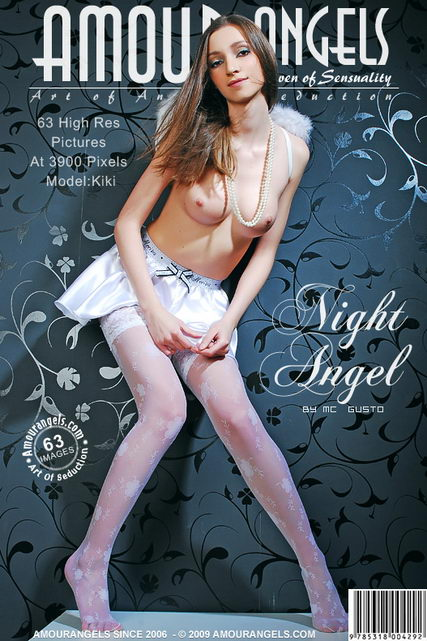 Kiki - `Night Angel` - by Mc Gusto for AMOUR ANGELS