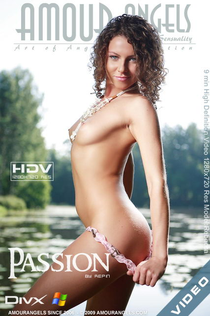Rebecca - `Passion` - by Repin for AMOUR ANGELS