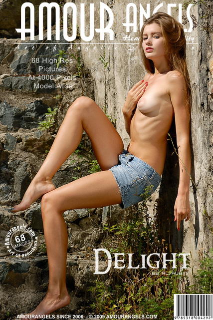 Alisa - `Delight` - by Al Rubin for AMOUR ANGELS