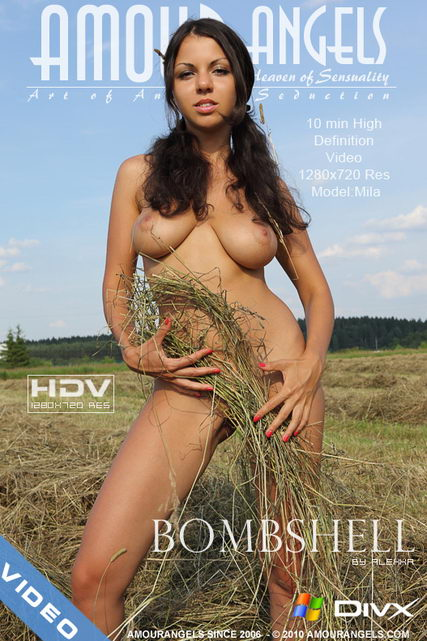 Mila - `Bombshell` - by Alexxa for AMOUR ANGELS