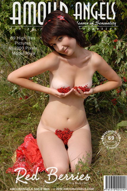 Aliya - `Red Berries` - by Busygin for AMOUR ANGELS