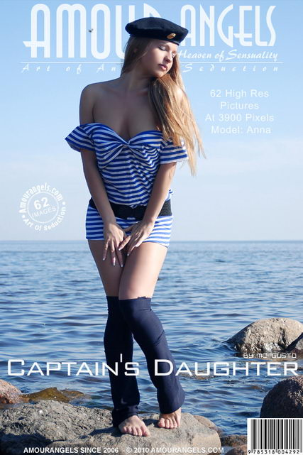 Anna - `Captains Daughter` - by Mc Gusto for AMOUR ANGELS