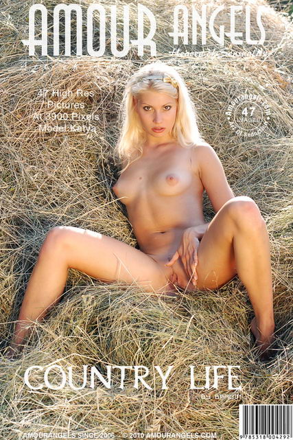 Katya - `Country Life` - by Bragin for AMOUR ANGELS