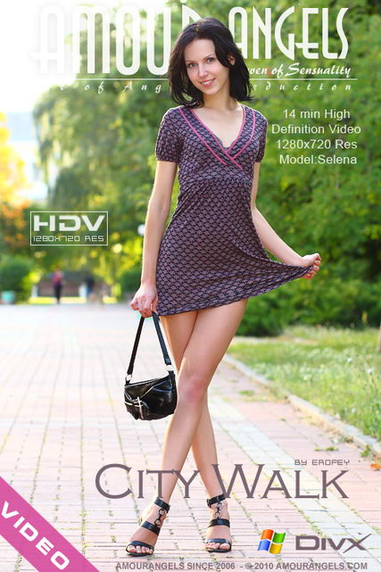 Selena - `City Walk` - by Erofey for AMOUR ANGELS