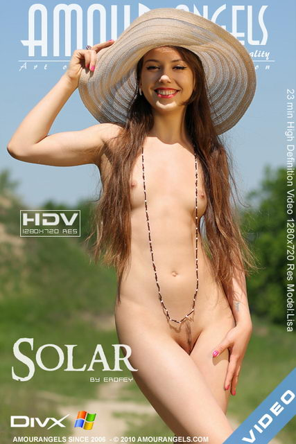 Lisa - `Solar` - by Erofey for AMOUR ANGELS