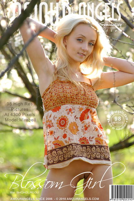 Mirabell - `Blossom Girl` - by Shokoladov for AMOUR ANGELS