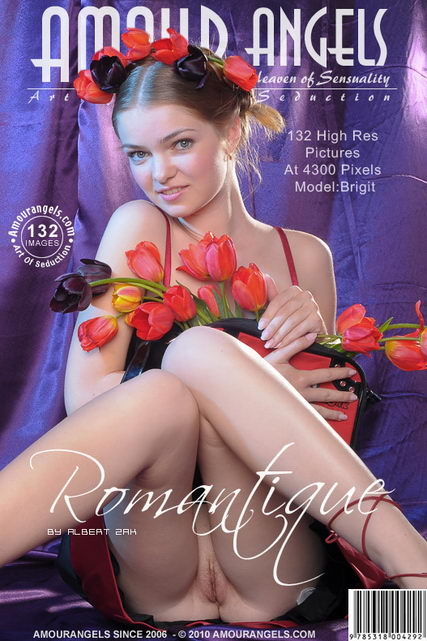 Brigit - `Romantique` - by Albert Varin for AMOUR ANGELS