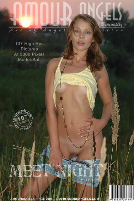 Sati - `Meet Night` - by Erofey for AMOUR ANGELS