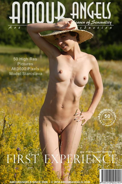 Stanislava - `First Experience` - by Pierluigi Dzanetti for AMOUR ANGELS