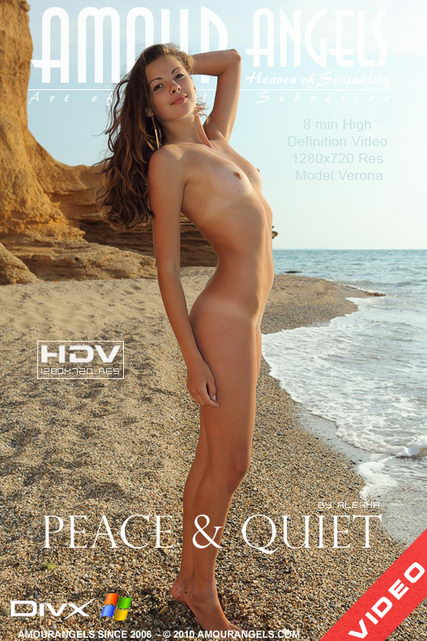 Verona - `Peace & Quiet Video` - by Alexxa for AMOUR ANGELS