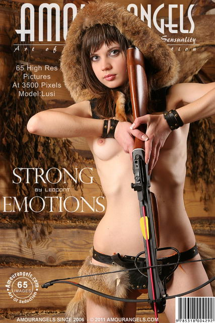 Lusi - `Strong Emotions` - by Leocont for AMOUR ANGELS