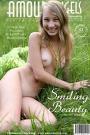 Masha in Smiling Beauty gallery from AMOUR ANGELS by Den Russ