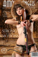 Lusi in Strong Emotions gallery from AMOUR ANGELS by Leocont