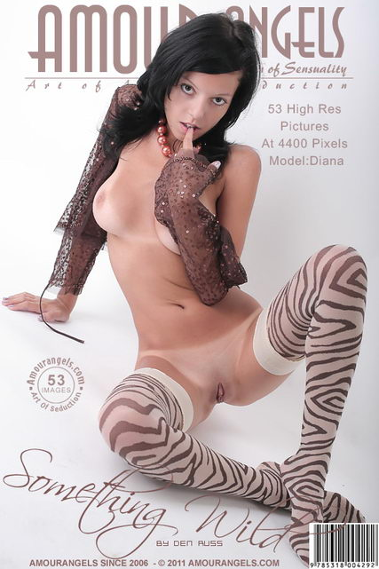 Diana - `Something Wild` - by Den Russ for AMOUR ANGELS