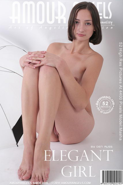 Masha - `Elegant Girl` - by Den Russ for AMOUR ANGELS