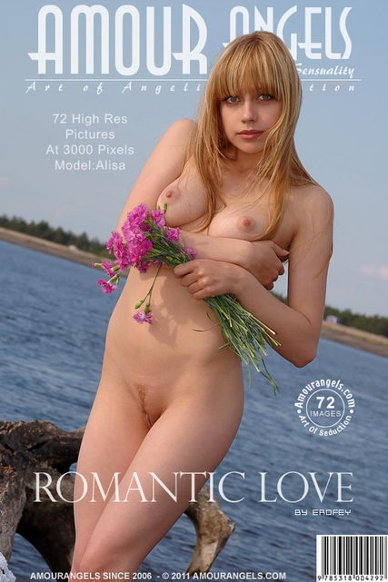 Alisa - `Romantic Love` - by Erofey for AMOUR ANGELS