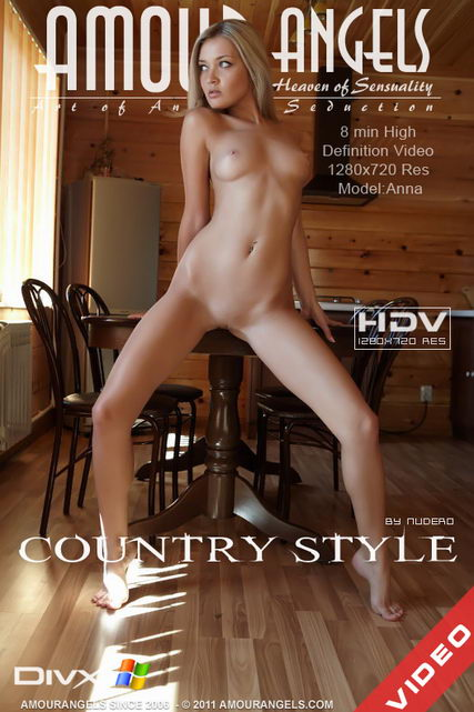 Anna - `Country Style` - by Nudero for AMOUR ANGELS