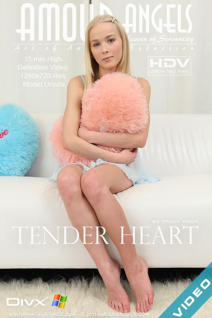 Ursula - `Tender Heart` - by Fredy Riger for AMOUR ANGELS