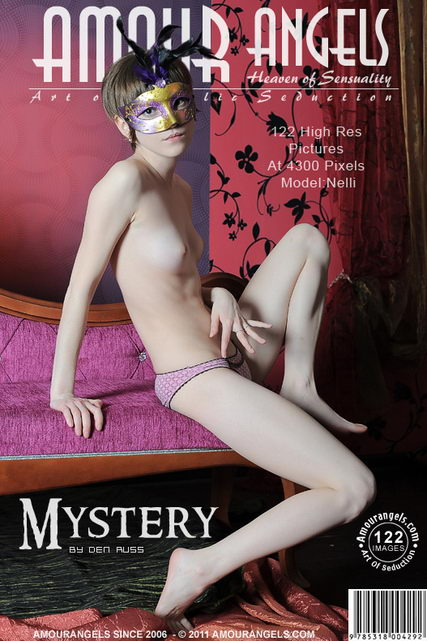 Nelli - `Mystery` - by Den Russ for AMOUR ANGELS