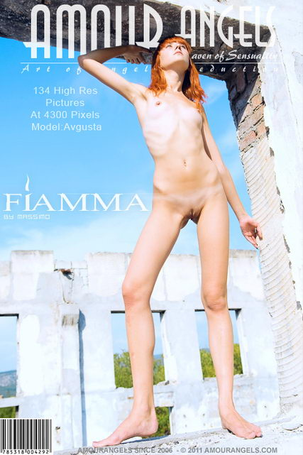 Avgusta - `Fiamma` - by Massimo for AMOUR ANGELS