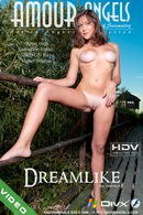 Sophia in Dreamlike video from AMOUR ANGELS by Harmut
