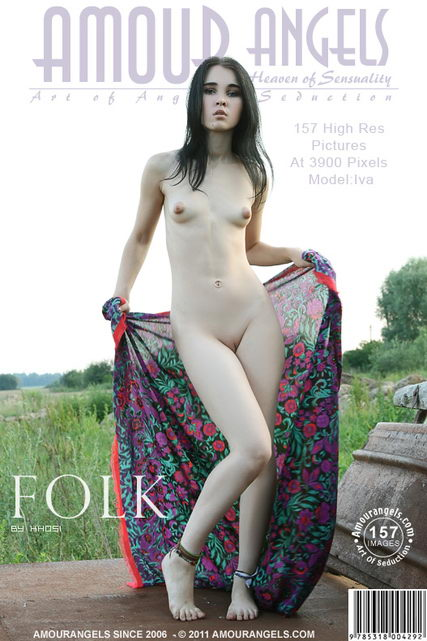 Iva - `Folk` - by Khosi for AMOUR ANGELS