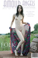 Iva in Folk gallery from AMOUR ANGELS by Khosi