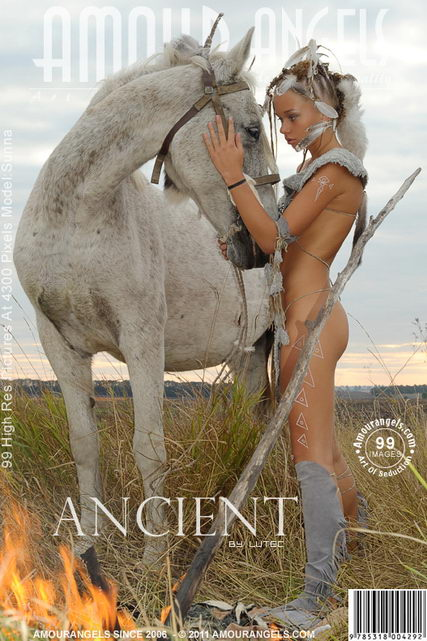 Sunna - `Ancient` - by Lutec for AMOUR ANGELS
