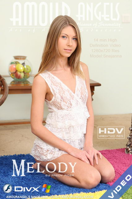 Snejanna - `Melody` - by Fredy Riger for AMOUR ANGELS