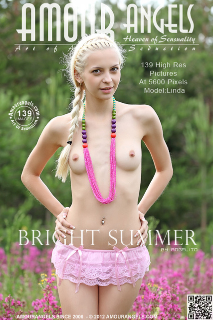 Linda - `Bright Summer` - by Angelito for AMOUR ANGELS