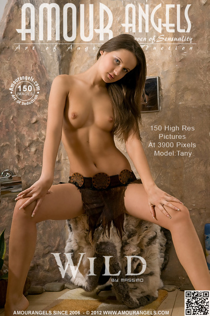 Tany - `Wild` - by Massimo for AMOUR ANGELS