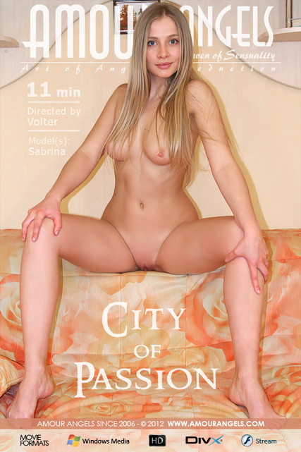 Sabrina - `City Of Passion` - by Volter for AMOUR ANGELS