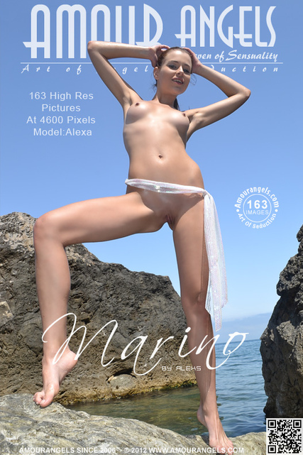 Alexa - `Marino` - by Aleks for AMOUR ANGELS