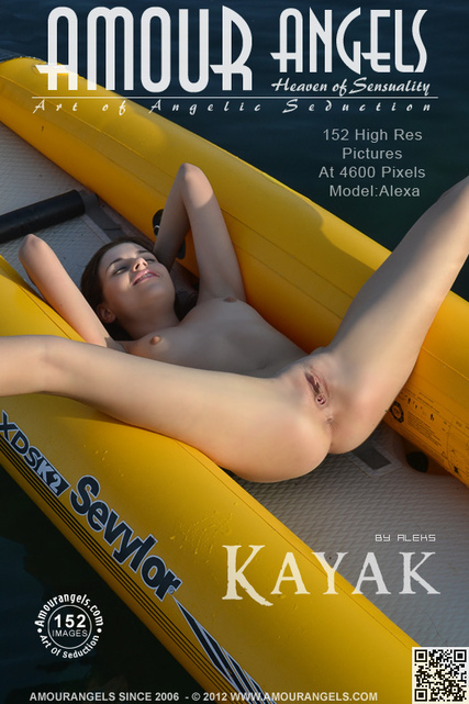 Alexa - `Kayak` - by Aleks for AMOUR ANGELS