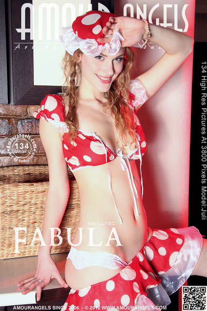 Juli - `Fabula` - by Lutec for AMOUR ANGELS