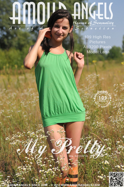 Lana - `My Pretty` - by Scorpio D for AMOUR ANGELS