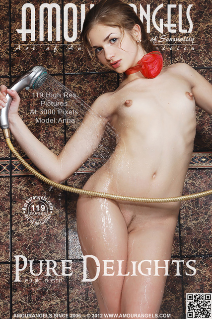 Anna - `Pure Delights` - by Mc Gusto for AMOUR ANGELS