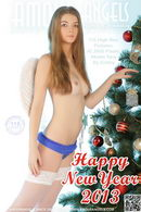 Tany in Happy New Year 2013 gallery from AMOUR ANGELS by Erofey