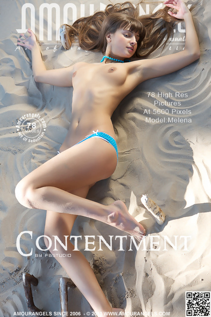 Melena - `Contentment` - by Fbstudio for AMOUR ANGELS