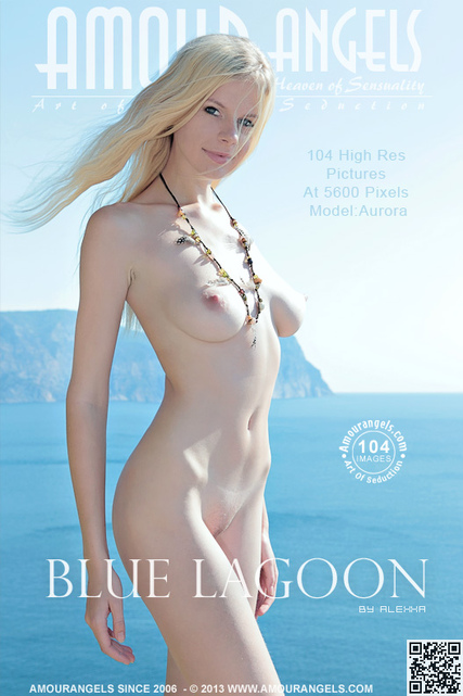 Aurora - `Blue Lagoon` - by Alexxa for AMOUR ANGELS