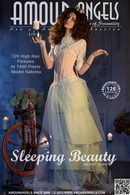 Sabrina in Sleeping Beauty gallery from AMOUR ANGELS by Den Russ